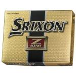 Srixon Z Star Premium Golf Balls | Economy Golf Ball w/ Thin Cover & Friction Coating