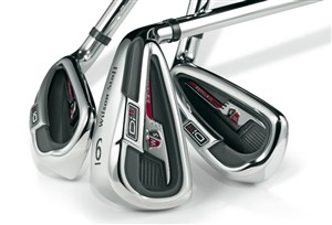 Wilson Men's Di11 Irons, New 2011