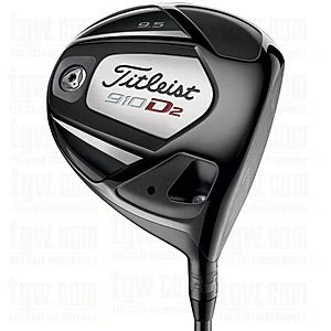 Titleist 910 D2 Golf Driver