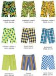 Loudmouth Golf Shorts | Mens Sports Clothing, Colorful Graphic Raspberry Surebet Tooth