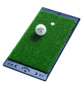 Callaway Golf Practice Hitting Mat,