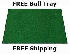 Dura-Pro Golf Practice Tee Mat,