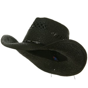 Outback Toyo Hat, Mens Black