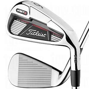 Titleist AP1 Irons, Cavity Back