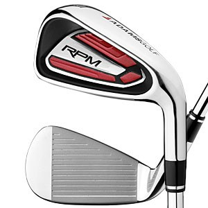 Adams RPM Irons Set, Senior Flex