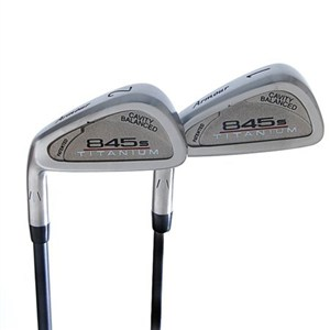 Tommy Armour 845 Irons, Men's LH