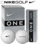 Nike One Vapor Golf Balls | Seamless Ionomer 3 Piece Solid Core