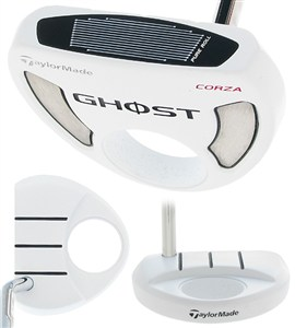 TaylorMade Corza Ghost Putter 2011