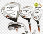 Affinity HT Cadet Men's Golf Set | Orlimar Short Clubs w/ 460 cc Forged Driver