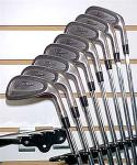 Titleist 990 Irons, Men's Golf | Cavity Back w/ Steel Stiff Shaft
