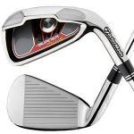 TaylorMade Burner Plus Irons Review | Men's Iron Set w/ Firm Flex Shaft, Perimiter Weighted Max Forgiveness