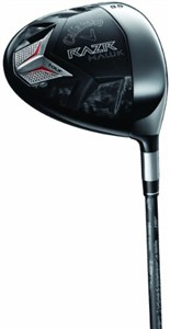 Callaway RAZR Hawk Tour Driver Review