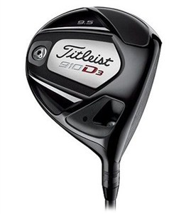Titleist 910 D3 Driver Review